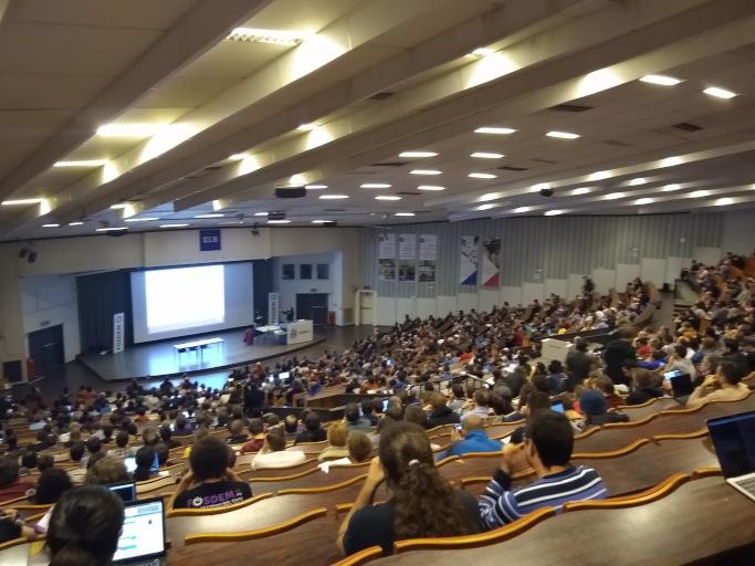 FOSDEM 2020 - Attending talks
